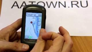 Garmin OREGON 550T Полный обзор функций и возможностей и как пользоваться от А до Я
