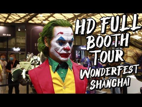 FULL HD QUEEN STUDIOS Event Booth Tour   WonderFest Shanghai 2020
