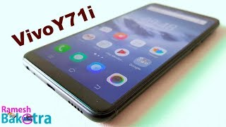 Vivo Y71i Unboxing and Full Review
