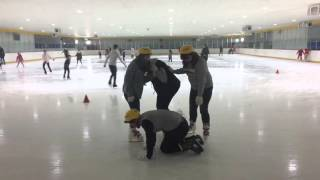 (2016.1.30) 대은학생회 : 스케이트장