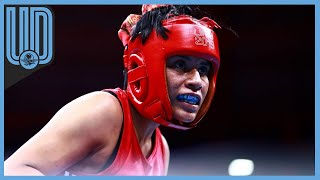 Esmeralda Falcón hizo historia al obtener su lugar para los Juegos Olímpicos de Tokio 2020