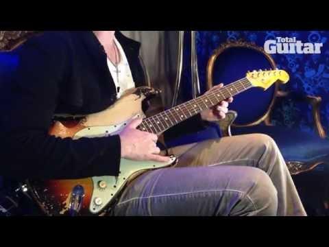 Me And My Guitar: Kenny Wayne Shepherd and his Fender Custom Shop Strat