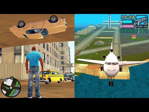 GTA Vice City Stories Best Glitches