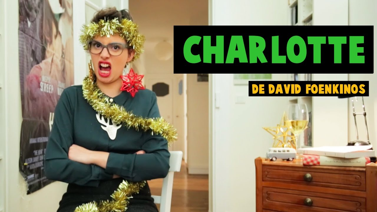 charlotte de david foenkinos miss book youtube. Black Bedroom Furniture Sets. Home Design Ideas