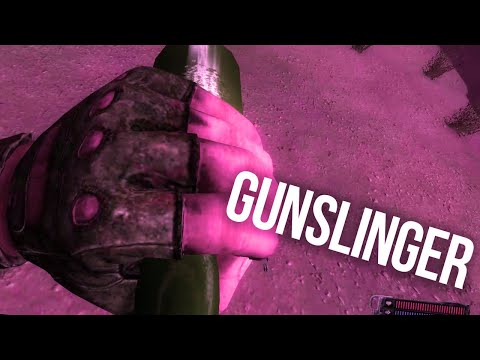Анимации предметов GUNSLINGER MOD 2020 S.T.A.L.K.E.R.