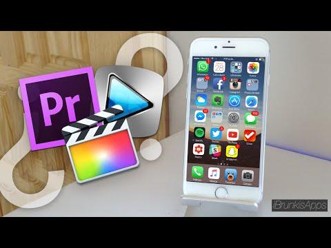 La Mejor App Para Editar Tus Vídeos Desde tu iPhone, iPad, iPod