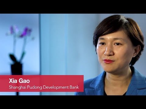 Interview with Xia Gao, Shanghai Pudong Development Bank