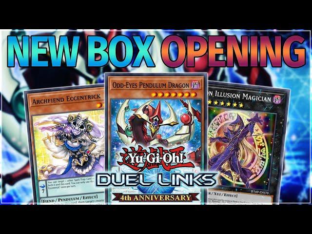 NEW BOX Pendulum Genesis & Selection Box GEM BANK BREAKING CAUGHT IN 4K   Yu-Gi-Oh! Duel Links