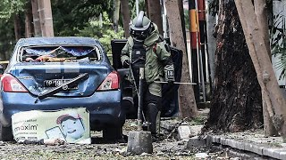 Смертник подорвался у церкви в Индонезии: четверо раненых