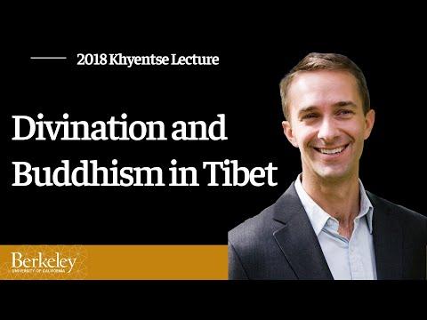 Brandon Dotson Ph.D, Khyentse Lecture 2018, UC Berkeley