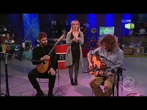 Hothouse Flowers bei NRW Live (Teil 4)