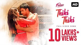 Thiki Thiki (ঠিকই ঠিকই) | Fidaa | Video Song | Yash | Sanjana | Amit Mishra | Arindom | SVF