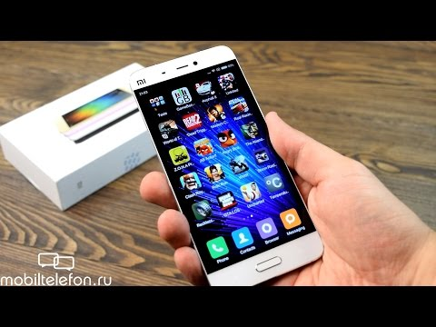Игры на Xiaomi Mi5 со Snapdragon 820 (fps, температура, бенчмарки) (game test)