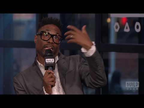 """Billy Porter Discusses His New Album """"Billy Porter Presents The Soul Of Richard Rogers"""""""