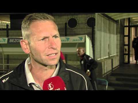 Coach Bart Struyf na 3 4 verlies tegen RAFC