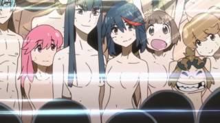 【HD】10 Second Anime - Kill La Kill