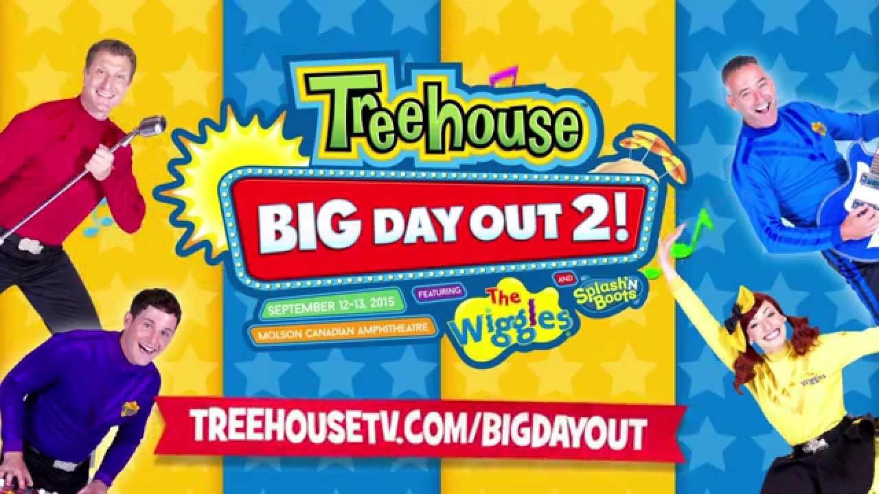 Treehouse Wiggles Tour