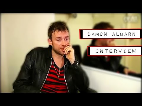 Damon Albarn Interview (2010)