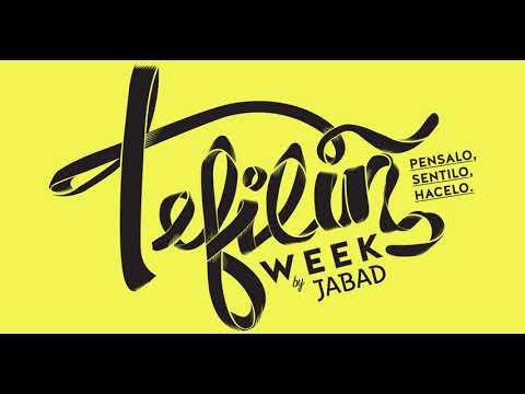 Se viene Tefilin Week