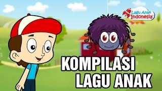 Kompilasi Lagu Anak Anak Versi Bahasa Inggris Volume 2  | lagu anak terpopuler | lagu anak indonesia