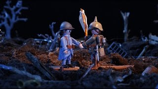 FRATERNISATIONS - Film Playmobil 14-18