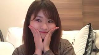 프로듀스48에 출연했던 나카니시 치요리(中西 智代梨)의 2019년 3월 7일...