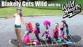 Blakely Gets Wild with the Wild Hearts Crew   Blakely Bjerken