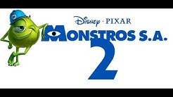 • Trailler official - Monstros S.A 2 Universidade Monstros (HD-720p) •