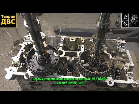 Первый современный двигатель который НЕ ГОВНО! Renault Duster F4R