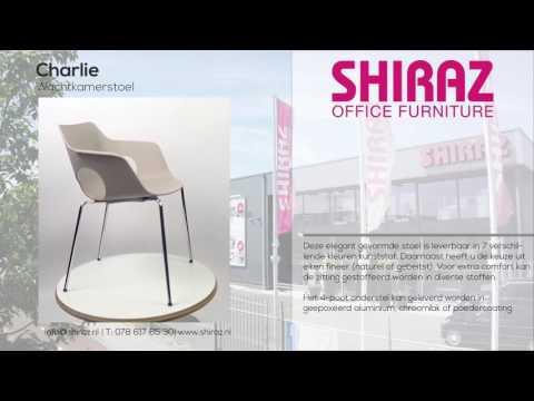 365º view | Charlie kantinestoel | Shiraz Office Furniture