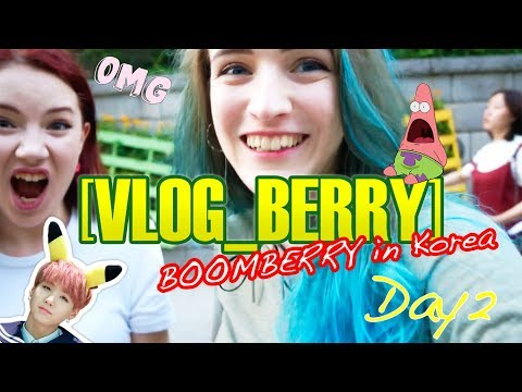 [VLOG_BERRY] Boomberry in KOREA(Day2): Kyongbokkung, YG, Nippon TV