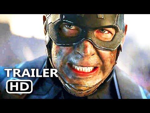 AVENGERS 4 ENDGAME Trailer # 2 (NEW 2019) Marvel Superhero Movie HD