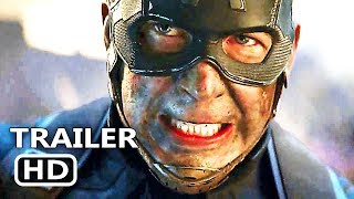 AVENGERS 4 ENDGAME Trailer # 2 (NEW 2019) Marvel Superhero Movie HD