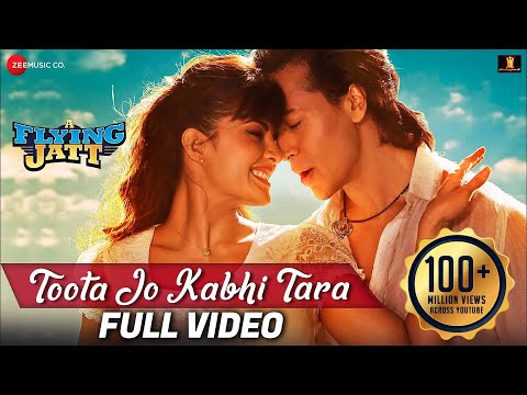 Toota Jo Kabhi Tara - Full Video | A Flying Jatt...