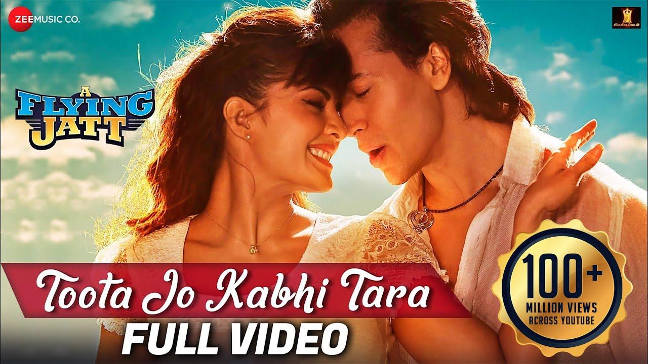 Download Toota Jo Kabhi Tara - Tiger Shroff , Jacqueline   Atif Aslam, Sumedha K   Sachin Jigar