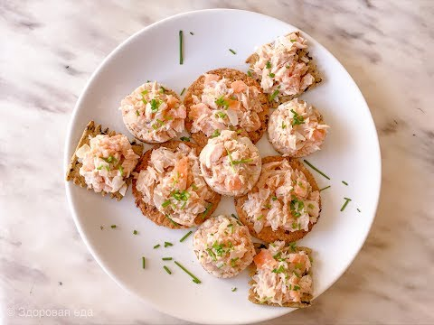 Salmon Pate With Cauliflower Dippers