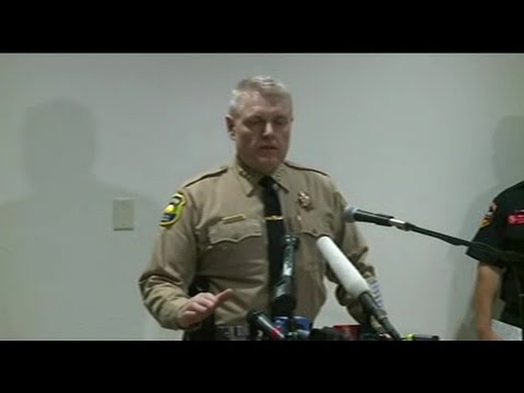 RAW: Butte County Sheriff And Acting Director Of Department Of Water Resources Talk About Oroville D