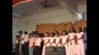 Galilee Kadalala Mele Christian Malayalam Group Song By CSI ARAMADA