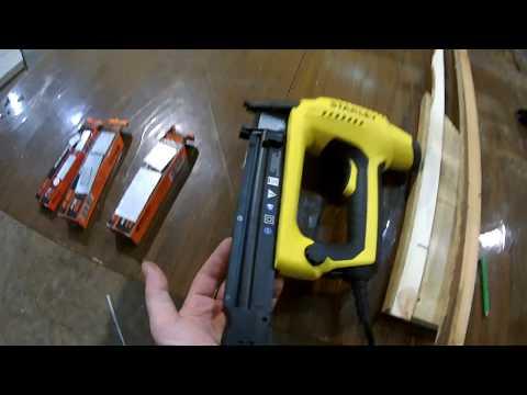 Гвоздезабивной пистолет электрический Stenley