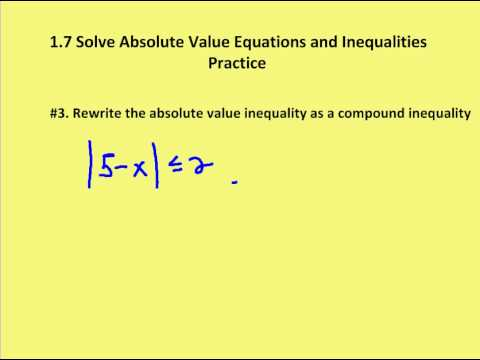 how to write absolute value on mathway problem