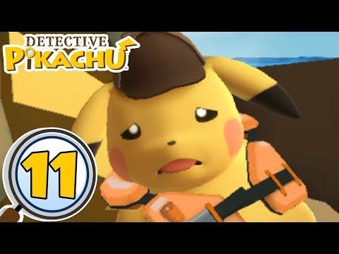 "Detective Pikachu - ""Find Waals's Home!""   Episode 11! [Chapter 4 100% Walkthrough]"