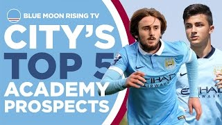 Man City's Top 5 Youth Players for Pep Guardiola