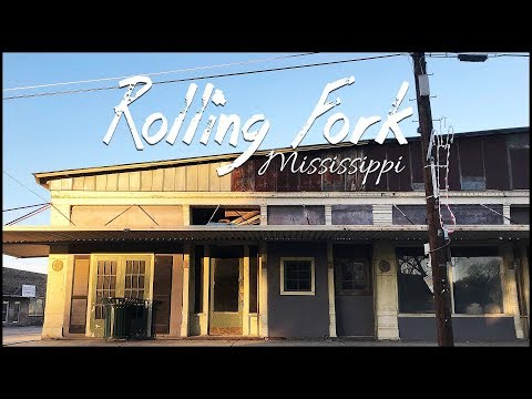 Rolling Fork Mississippi Downtown Tour