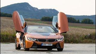 Live archív: BMW i8 - Holnap cikk!