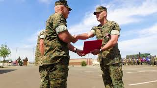 DFN:Marine Raider Support Battalion welcomes new commanding officer, UNITED STATES, 06.15.2018