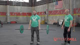 Instructional: Clean, High Hang Clean, Hang Clean, Hang Power Clean. What does it all mean?