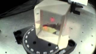 Интерферометр Майкельсона/Michelson interferometer(Миниатюрная лабораторная установка интерферометра Майкельсона Mini laboratory Michelson interferometer., 2015-01-30T23:27:48.000Z)