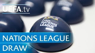 Download Video UEFA Nations League draw MP3 3GP MP4