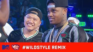 Timothy DeLaghetto & Conceited Get Lit Up By Hitman Holla & Jacob 🔥 | Wild \'N Out | #WildstyleREMIX