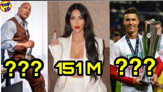 Top 10 most Instagram  Followers in the world 2020 || most followed person on instagram